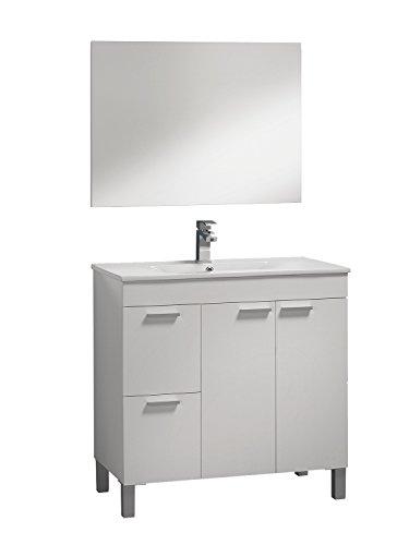 ARKITMOBEL – Mueble Baño + Espejo Aktiva 305450Bo