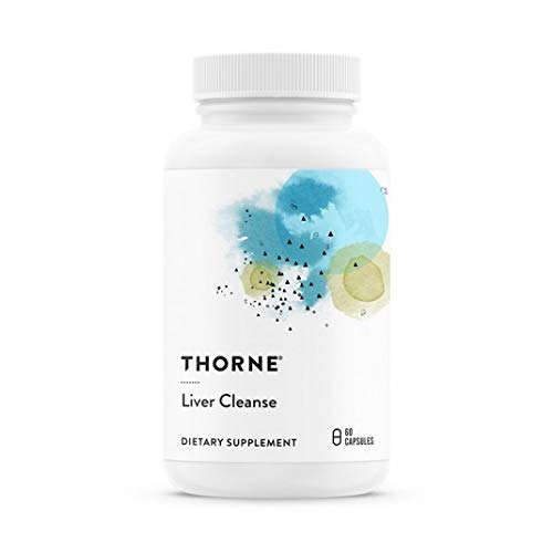 Cleanse Mischung (Liver Cleanse 60 Kps von Thorne Research)