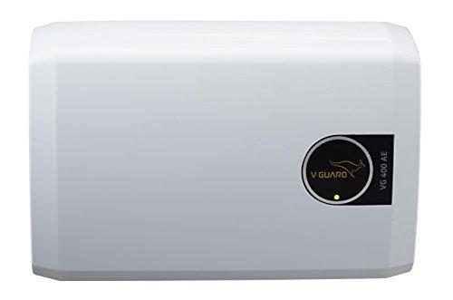 V Guard VG 400 AE 10 2850-Watt AC Stabilizer (White)