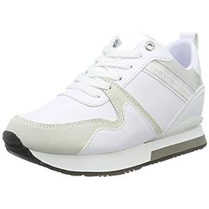 Tommy Hilfiger Damen Iridescent Wedge Sneaker