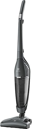 Electrolux Balai aspirateur sans sac, 550 W Light Grey Metallic