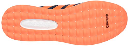 adidas Los Angeles, Unisex adulto Scarpe da corsa Blu (Mineral Blue/Sun Glow/Mineral Blue)