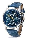 Absoluta VE Muy caros para Hombre Vestido Reloj Redondo Moda Simple...
