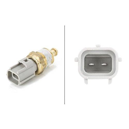 HELLA 6PT 009 107-831 Sensor, temperatura del aceite, Número de conexiones 2