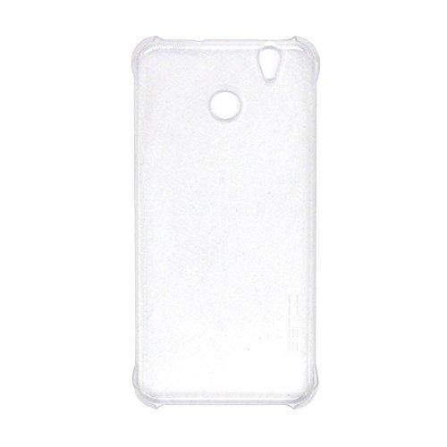 Tasche für Oukitel U7 pro / U7 plus Hülle, Ycloud Handy Backcover Kunststoff-Hard Shell Case Handyhülle mit stoßfeste Schutzhülle Smartphone Weiß Transparent