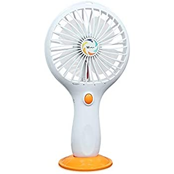 bemall plastic portable mini fan electric personal fans hand bar rh amazon in