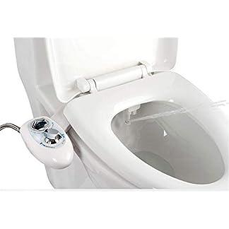 IBAMA Bidés, Boquilla de autolimpieza – Accesorio de WC de bidé mecánico no eléctrico de Agua Dulce