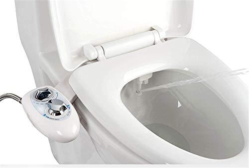 IBAMA Bidet, WC für Intimpflege Bidet mit Reinigungsfunktion (Weiß-01)