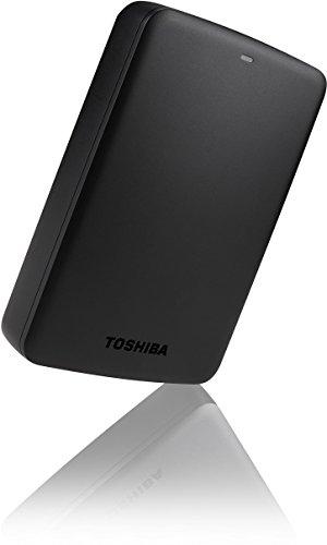 Toshiba HDTB320EK3CA 2TB External Hard Disk Black Price in India
