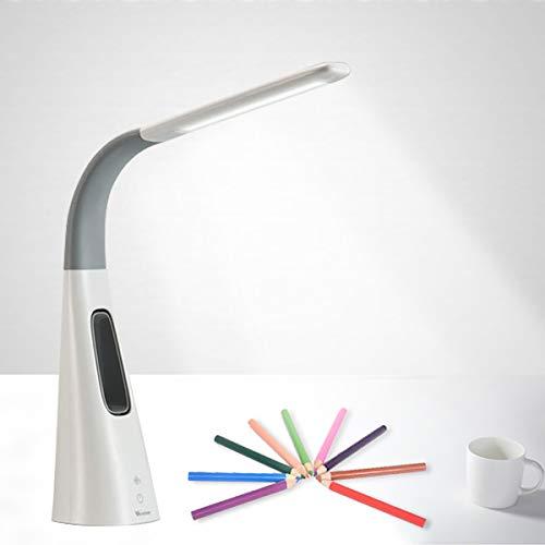 Lámpara LED de escritorio con 7 niveles de brillo y 5 modos por sólo 9,99€ ¡¡74% de descuento!!