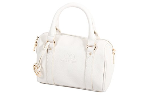 Sac Bowling S Andie Blue collection MEISSA A8083 Blanc