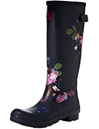 Tom Joule Damen Wellyprint Gummistiefel