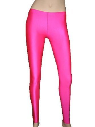 Neon UV Hotpink Leggings (S/M)