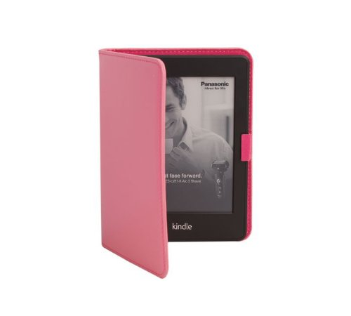 paperthinks-fuchsia-pink-ereader-folio-tablet-cover-100-leather-case-fits-kindle-paperwhite-kindle-5