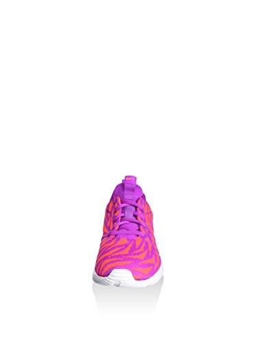 Nike W Kaishi 2.0 Kjcrd Print, Chaussures de Sport Femme Morado (Hypr Violet / Hypr Vlt-Ttl Crmsn)