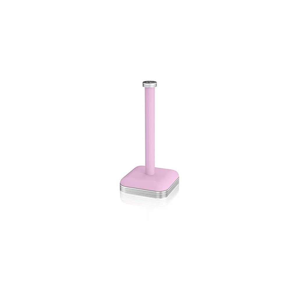 Swan Retro Pink Towel Pole