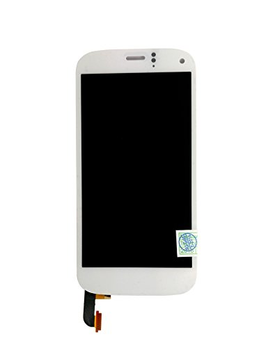TOTTA LCD Display+Touch Screen Digitizer Combo For Micromax Canvas Turbo A250- White