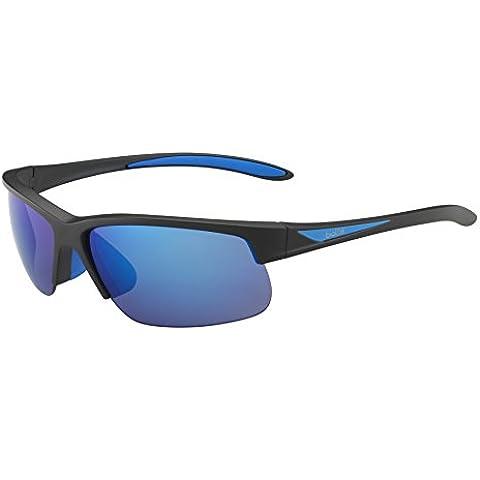 Bollé Breaker Occhiali da sole M Nero/Blu