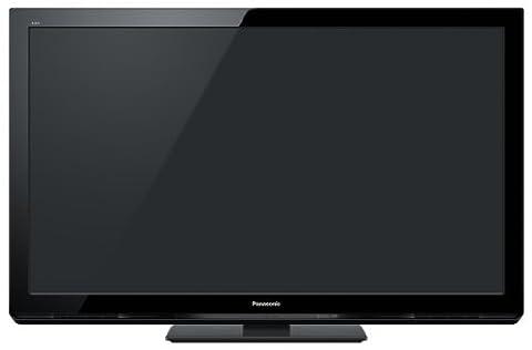 Panasonic Viera TX-P42UT30E 106 cm (42 Zoll) 3D-Plasma-Fernseher (Full-HD, 600Hz sfd, DVB-T/-C, CI+, WLAN ready) klavierlack (Tv Panasonic 42 Zoll)