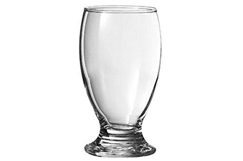Durobor 647/25 Brüssel Verre polyvalent 250ml, 6 verre, sans repère de remplissage