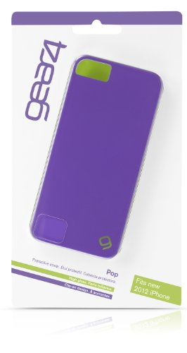 Gear4 G4IC521G Pop Schutzhülle für Apple iPhone 5 grün Lila