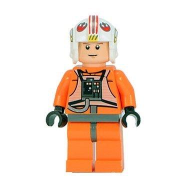 LUKE SKYWALKER (Rebel X-WING Pilot) - LEGO Star Wars