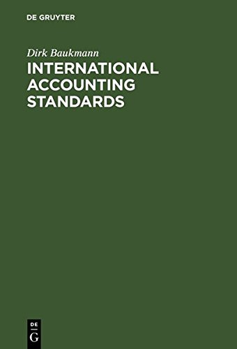 International Accounting Standards: IAS und HGB im Konzernabschluß