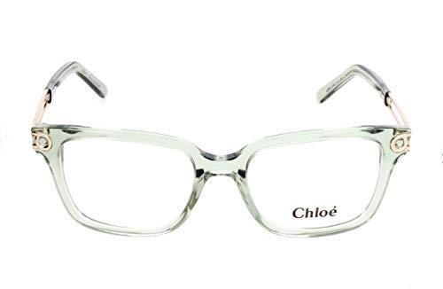 CHLOÉ CE2663 Rechteckig Brillengestelle 50, Grau