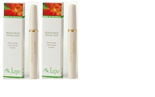 lepo-2-confezioni-di-mascara-allunga-ciglia-nero-ipoallergenico-per-ciglia-lunghe-e-folte