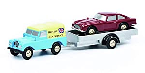 Schuco 450502700 Piccolo Land Rover BCS 450502700-Piccolo - Maqueta de Coche