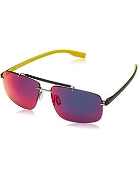 BOSS Orange Unisex Aviator Sonnenbrille, Gr. One Size,