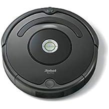 iRobot Roomba 676 aspiradora robotizada Negro 0,6 L - Aspiradoras robotizadas (Negro,