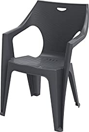 Cosmoplast Plastic Duke Armchair for Indoors and Outdoors