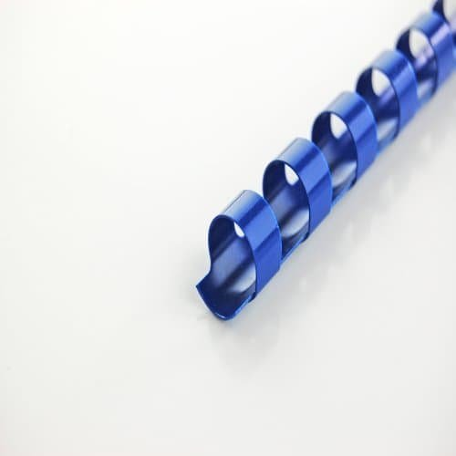 GBC 4028237 - Paquete de 100 canutillos para encuadernar A4, azul