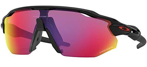 Ray-Ban Herren 0OO9442 Sonnenbrille, Pink (Polished Black), 40