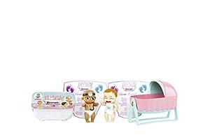 Zapf Baby Secrets Bassinet Pack muñeca - Muñecas (Multicolor, Niño/niña, 4 año(s), 60 mm, 260 mm, 60 mm)
