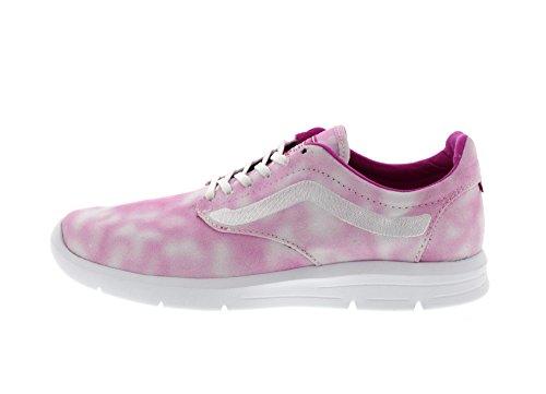 Vans Damenschuhe Sneakers ISO 1.5 Plus - Rose Violet Rose Vio rosa/weiß