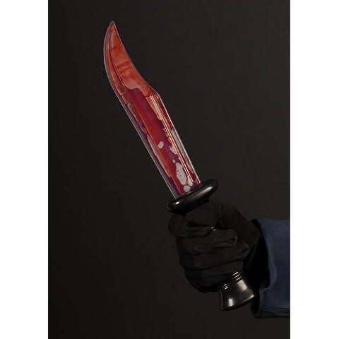 Cuchillo de sangrado disfraces de Halloween