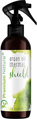 Premium Nature Huile d'Argan cheveux Protection d'écran spray 4 oz onces