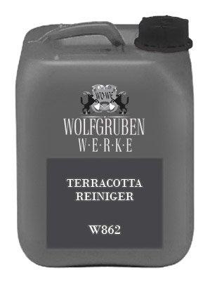 6,99EUR/L Terracotta Cotto Schützen Pflegen Schutz Konservierung Pflege Denkmal Skulpturen Brunnen Ton Bodenfliesen Reinigen 10L