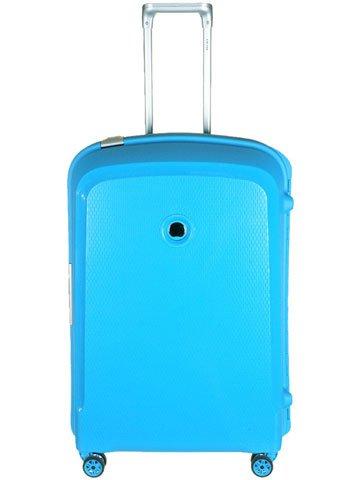 Delsey Belfort Plus Valise, 76 cm, 119 L, Bleu Vert