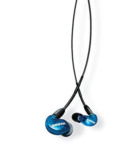 Shure SE215SPE-B-UNI-EFS - Auriculares aislamiento