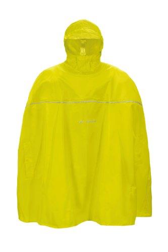 Vaude Kinder Regenjacke Grody, Lemon, L, 3937