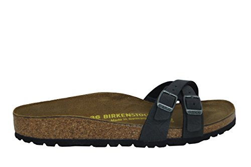 birkenstock-almere-zoccoli-da-donna-black-brushed-n-36