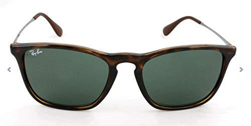 Ray-Ban Herren 4187 Sonnenbrille, Light Havana , 54