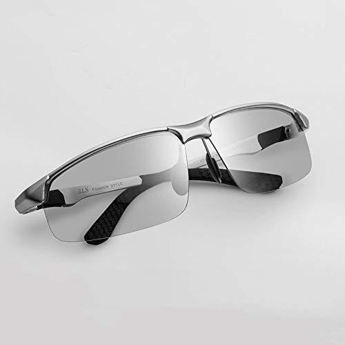 ZCF Farbwechsel Sonnenbrillen männlich 2018 Sonnenbrillen polarisierte Brille Fahrer Fahren Angeln Gezeiten Augen