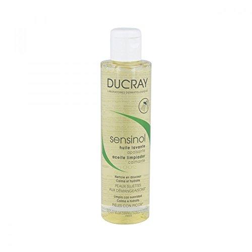 Ducray sensinol beruhigendes reinigungsöl/duschöl 200ml Gel Doccia
