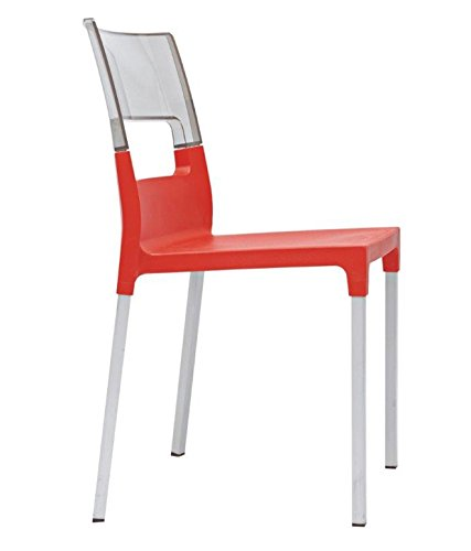Supreme Diva chair Red