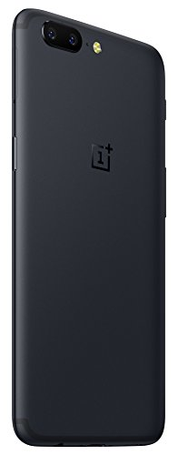 OnePlus 5 (Slate Gray, 6GB RAM + 64GB memory)
