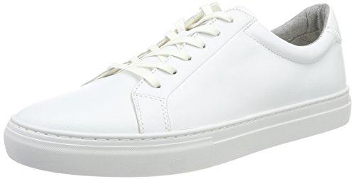 Vagabond Herren Paul Sneaker, Weiß (White 01), 44 EU